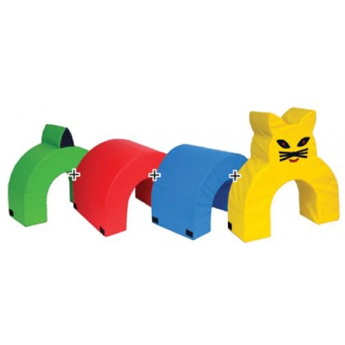 Molitanové sestavy kočka