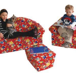 Dětský molitanový nábytek